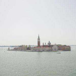 Venise, lagune et Murano